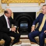 Basescu anunta SFARSITUL lui Erdogan. Ce a remarcat in timpul intalnirilor cu presedintele Turciei