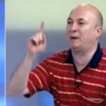 "Scandalagiul Codrin Stefanescu, pus la punct in direct la RTV: ""Noi doi nu ne tragem de sireturi. Controlati-va"""