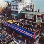 FABULOS. Cum a fost primita echipa Islandei la revenirea in tara – VIDEO