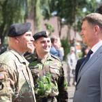 """Romania nu se lasa intimidata de Rusia. Iohannis: """"Vom CRESTE in continuare cheltuielile pentru aparare"""""""