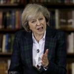 Premierul britanic Theresa May, apel la China in cazul rachetelor teste trimise pe teritoriul Japoniei