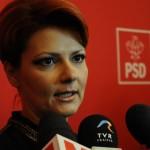 Olguta Vasilescu, primul lider PSD care a sarit la  beregata lui Grindeanu. Atac violent in cadrul Comitetului Executiv, i-a cerut premierului sa plece din functie