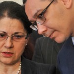 Balamuc in PSD. Andronescu il lauda pe noul ministru al Educatiei, pe cand Ponta il injura
