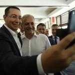 Razboi in PSD. Dragnea ii raspunde acru lui Victor Ponta. Seful PSD a preluat una dintre ironiile lui Basescu pentru a-l ataca pe fostul premier