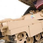 SUA trimit si mai multi MILITARI in Romania, inarmati cu tehnica grea de lupta