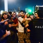Regimul Erdogan anunta NUMARUL militarilor implicati in lovitura de stat
