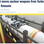"""Jurnalistul care a iscat scandalul """"Arme NUCLEARE in Romania"""" face noi precizari. Cum raspunde la acuzatia ca este manevrat de Rusia"""