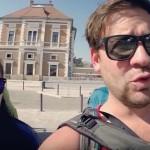 """Cum multumeste un cuplu din SUA pentru ospitalitatea din Romania: """"Oamenii de aici PUT"""" – VIDEO"""