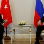 "Intalnire fata in fata. Erdogan s-a facut PRES in fata lui Putin. Anul trecut il ameninta pe liderul rus ca ""se joaca cu focul"""