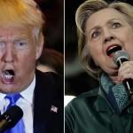 """Campania electorala din SUA devine tot mai dura. Trump, despre Hillary Clinton: """"Ea este DIAVOLUL"""""""