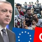 ULTIMATUM din partea Turciei. Regimul Erdogan ameninta din nou UE cu refugiatii