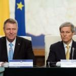 Anunt crucial al presedintelui Iohannis privind viitorul lui Dacian Ciolos