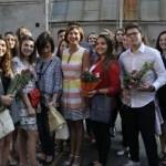 Carmen Iohannis va ramane alaturi de elevii ei si anul viitor. Ce isi doreste cel mai mult de noul an scolar