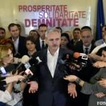 """PANICA in PSD. Dragnea: """"Se trage in noi din toate partile si din interior si din exterior"""". Sfat pentru penalii PSD"""
