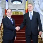 Hollande anunta la Bucuresti formarea unei ARMATE comune a Europei. De ce NATO nu mai este de ajuns