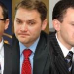 Dialog savuros intre PENALII lui Ponta la tribunal. Ghita si Sova sunt ingroziti de ce li se intampla, isi PLANG unuia altuia de mila