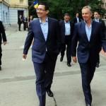 Combinatiile penale ale lui Ponta i-au stricat afacerile lui Tony Blair. Decizie radicala a fostului premier britanic