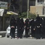 Pana si ISIS a interzis BURQA. Ce i-a speriat pe jihadisti atat de tare