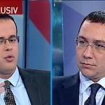 """Ponta isi bate joc de Mihai Gadea si Mircea Badea dupa victoria lui Timmermans: """"Olandezii nu se uita la Antena 3"""""""