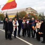 "Lideri PENALI ai PSD s-au aflat printre manifestantii ""unionisti"" care au provocat VIOLENTE in fata Guvernului"