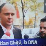 Sebastian Ghita a disparut, la scurt timp dupa ce a fost chemat la DNA. Anuntul politistilor