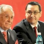 Victor Ponta, ZERO caracter. Dupa ce l-a laudat pe Ion Iliescu cand avea nevoie de el, acum il face troaca de porci
