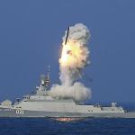 Noi miscari periculoase ale navelor de RAZBOI ale Rusiei. Sunt incarcate cu rachete Kalibr