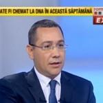 """Ponta si-a pierdut controlul, in direct, la Romania TV. Acuzatii halucinante: """"Romania este acum ca in 1940"""""""