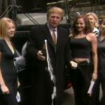Un nou scandal la varf in Statele Unite. Donald Trump apare intr-un film porno realizat de Playboy – VIDEO