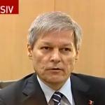 """Premierul Ciolos isi asuma responsabilitatea, la Antena 3: """"Eu sunt vinovat. Dar nu credeti ca am si eu dreptul la un pic de intimitate?"""""""