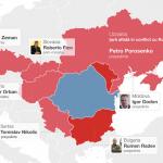 Romania, prinsa in clestele Rusiei. Penalii au prins aripi, Ponta cere sa NU mai respectam pactul cu NATO