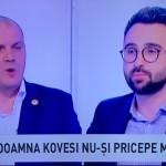 """Slugarnicie TVR, pe banii nostri, in fata penalului Sebastian Ghita: """"Sunteti un MARE roman si va pasa"""" – VIDEO"""