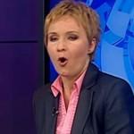 """Dana Grecu, un nou scandal in direct la Antena 3. S-a luat la cearta cu un politician: """"E o vrajeala ieftina. Ironiile ma scot din minti"""""""