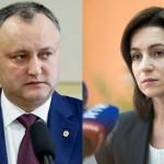 Primele rezultate ale alegerilor din Republica Moldova. Socialistul pro-rus Igor Dodon castiga detasat
