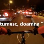 """Mesaj viral al biciclistilor pentru Gabriela Firea, la sase luni dupa ce ea a promis ca va face """"revolutie"""" in TRAFICUL din Bucuresti"""
