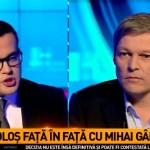 """""""Un oftat care rezuma perfect MOCIRLA"""". Momentul din emisiune care surprinde starea lui Ciolos in fata atacurilor lui Gadea – VIDEO"""