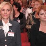 Singura femeie care a reusit de una singura in politica romaneasca. Spre deosebire de Gabriela Firea si Lia Olguta Vasilescu