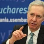 """Razboi diplomatic intre Ministerul de Externe si ambasada SUA. Hans Klemm anunta ca va continua """"dialogul cu publicul"""" din Romania"""