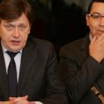 Crin Antonescu face lumina in razboiul dezvaluirilor declansat de Dragnea si Ponta. Cine minte mai mult dintre cei doi combatanti pesedisti