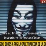 Membru CNA: Romania TV ar putea fi INCHISA dupa intoxicarea cu Anonymous si Ciolos