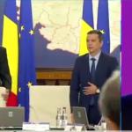 Suparare mare. Desantul de succes al lui Iohannis la sediul Guvernului a declansat un val de glume grobiene la Antena 3