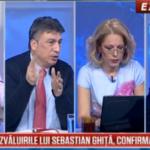 """Ziua si scandalul la Romania TV. Doi politicieni au fost la un pas sa se ia la bataie: """"Bai, esti nebun la cap? Nerusinatule ce esti!"""""""
