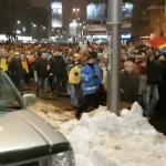 """""""Antena 3, niste derbedei!"""". Peste 50.000 de oameni le-au spus direct in fata subordonatilor lui Gadea ce cred despre ei – Video"""