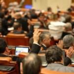 """Scena ireala in Parlament, la votul privind pensiile: """"Pai ce-s 2.000 de lei, ii spargem eu sau tu la restaurant intr-o seara!"""""""