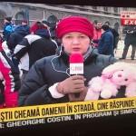 Corina Dragotescu si-a luat talpasita in mod lacrimogen de la Romania TV. Ce mesaj a transmis colegilor