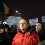 """Iar turbeaza PSD-ul. Klaus Iohannis iese din nou in strada, va participa la mitinguri: """"Afara cu PSD din UE"""""""