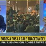 Manipularile cu Soros de la Romania TV, sanctionate dur de CNA. Postul PSD-ului a primit o amenda consistenta