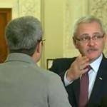 """Scandal pe holurile Parlamentului, Robert Turcescu l-a pus pe fuga pe Dragnea: """"Ar trebui sa va fie rusine"""" – VIDEO"""