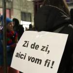 Minciunile lui Dragnea i-au enervat si mai tare pe romani. Piata Victoriei din Bucuresti este din nou plina de protestatari
