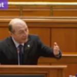 """""""Pensiile speciale sunt furt"""". Basescu pune punctul pe i: """"Marea lor contributie la securitatea Romaniei a fost ca erau la munci agricole, strangeau porumb"""""""